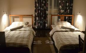 Гостиница Хостел Крылья Двухместный номер Эконом-класса с 2 отдельными кроватями Казань